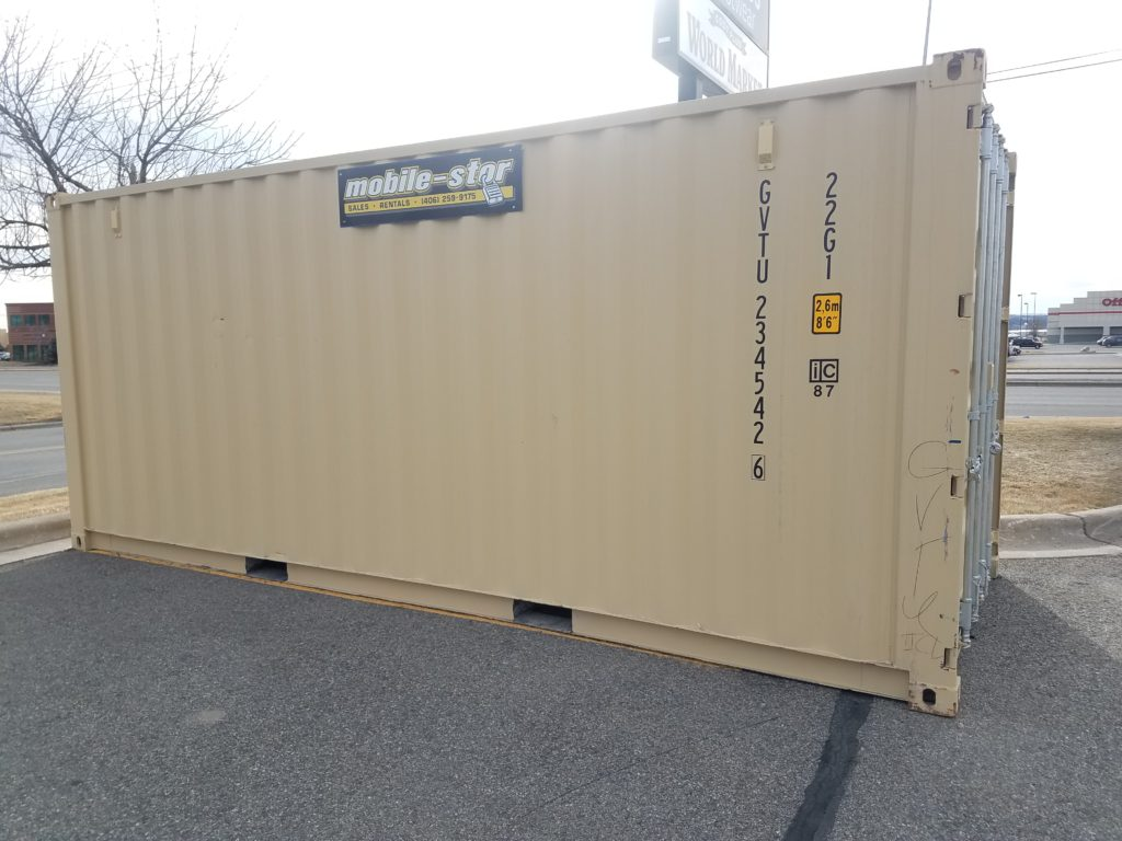 mobile storage solutions billings mt