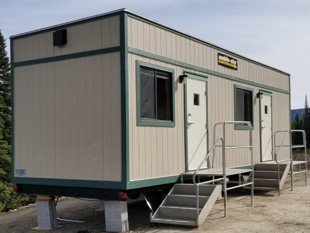 job site mobile office solutions